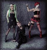 Goths — Stok fotoğraf