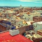 Arabic city — Stock Photo