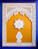 Arabic decor — Stock Photo