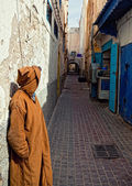 Old arabic street — Stock Photo
