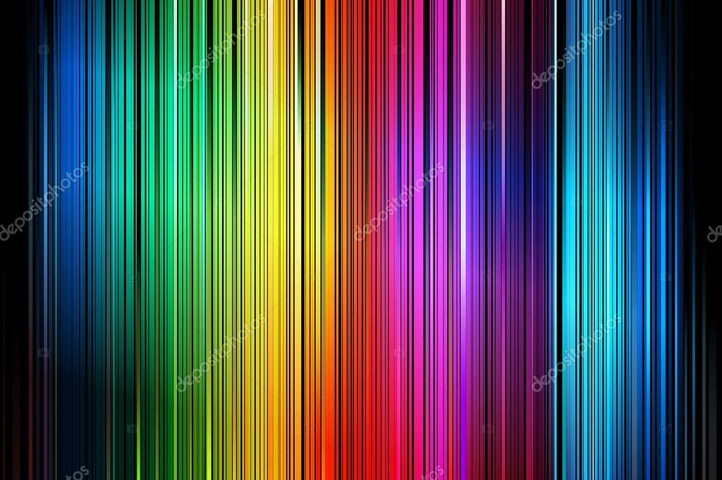 Abstract Colorful Vector Vertical Striped Pattern Background With Blures — Stock Vector #3382360