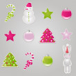 Royalty-Free Stock Vector Image: Christmas Symbols And Elements