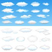 Cloud — Stock Vector