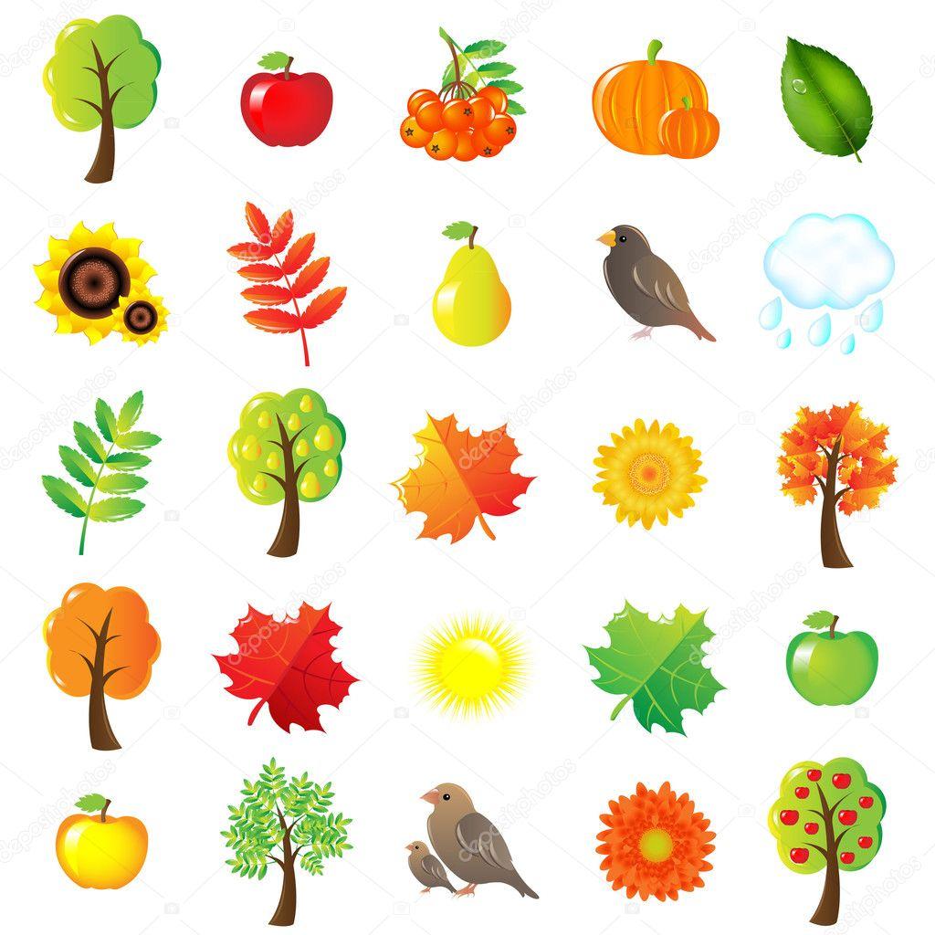 fall symbols pics