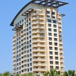 Stock Photo: New Beach Highrise Condos