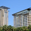New Beach Condos — Stock Photo