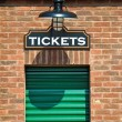 Ticket Office — Stockfoto