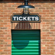 Ticket Office — Stock Photo