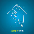 Royalty-Free Stock Immagine Vettoriale: House