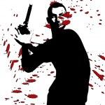 Постер, плакат: Bloody Violence