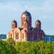 Orthodox temple — Stock Photo #3675443