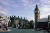 BigBen view — Stock Photo