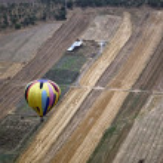 Hot air balloon — Stock Photo #3418623