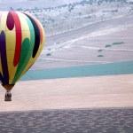 Hot air balloon — Stock Photo #3418889
