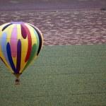 Hot air balloon — Stock Photo #3418947