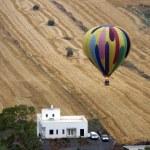 Hot air balloon — Stock Photo #3419060