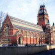 Memorial hall of Harvard university — Foto Stock