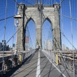 Brooklyn bridge — Stock Photo #3419931