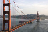 San Francisco Golden Gate Bridge — Stockfoto