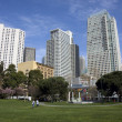 Stock Photo: SFrancisco downtown