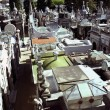 Buenos Aires cemetery view — Stock Photo #3679906