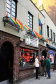 Stonewall bar — Stock Photo