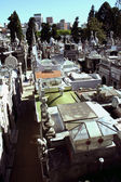 Buenos Aires cemetery view — Stock Photo