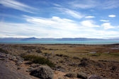 El Calafate view — Stock Photo