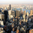 Aerial view of New York — Stock Photo #3695097