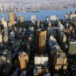 Aerial view of New York — Stock Photo #3695107