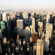 Aerial view of New York — Stock Photo #3695112