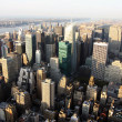 Aerial view of New York — Stock Photo #3695122