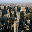 Aerial view of New York — Stock Photo #3695135