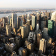 Aerial view of New York — Stock Photo #3695190