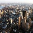 Aerial view of New York — Stock Photo #3695406