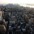 Aerial view of New York — Stock Photo #3695408