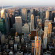 Aerial view of New York — Stock Photo #3695543