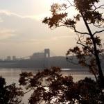 Washington bridge view — Stock Photo #3733613