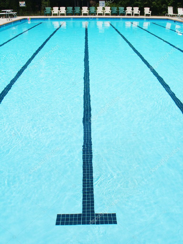 Swimming Lane Stock Photo Digerati 3484635