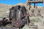 Old Mining equipment — Stock Photo