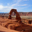 Stock Photo: Delicate Arch