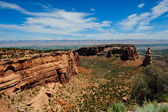 Colorado National Monument — Stockfoto