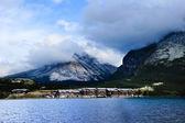 Muitos hotel glaciar — Foto Stock
