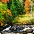 Stock Photo: New England In Fall