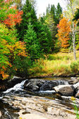 New england in autunno — Foto Stock