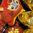 Chinese new year scene — Stock Photo