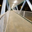 It is a modern flyover at night. — Stock Photo #2742483
