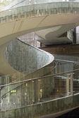 Sarmal merdiven — Stok fotoğraf