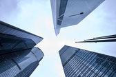 Modern building skyscrap — Stock Photo