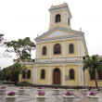 Church in Macau — Stock Photo #2979814